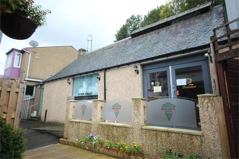 Commercial Property for rent in High Street, Galashiels, Scottish Borders