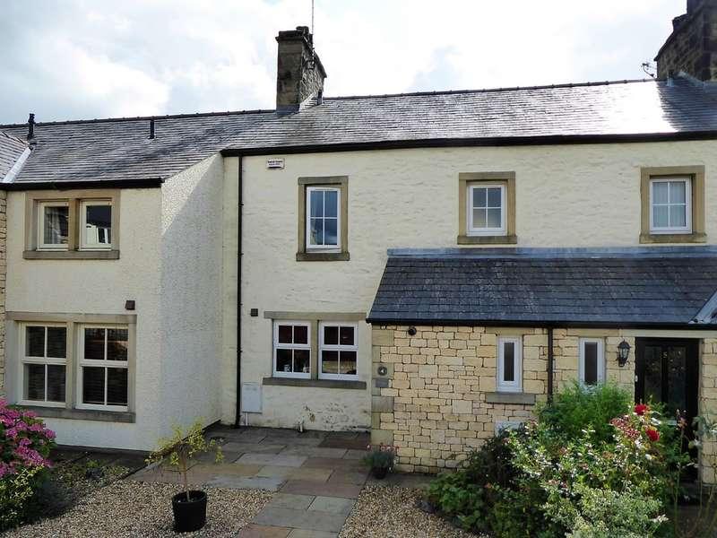3 Bedrooms Terraced House for sale in Old Bridge Inn, Ingleton