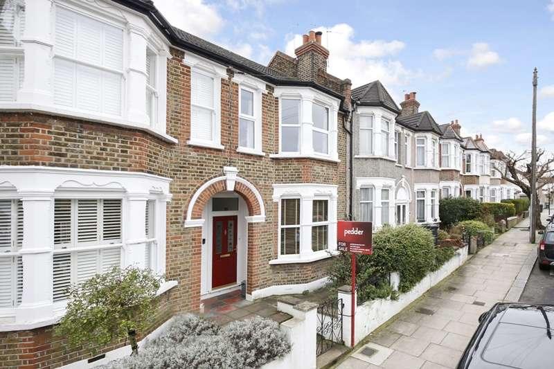 2 Bedrooms Terraced House for sale in Bexhill Road, Brockley
