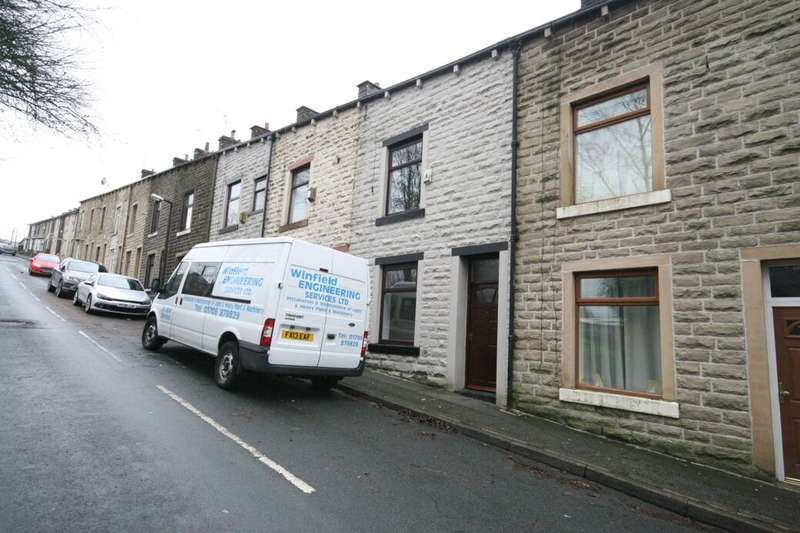 2 Bedrooms Terraced House for sale in Gordon Street, Bacup, OL13