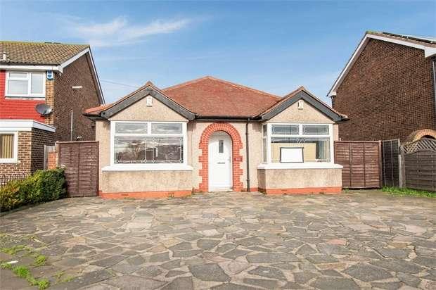 3 Bedrooms Detached Bungalow for sale in Blackfen Road, Sidcup, Kent