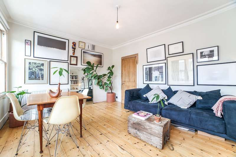 2 Bedrooms Apartment Flat for sale in Copleston Road, London, SE15