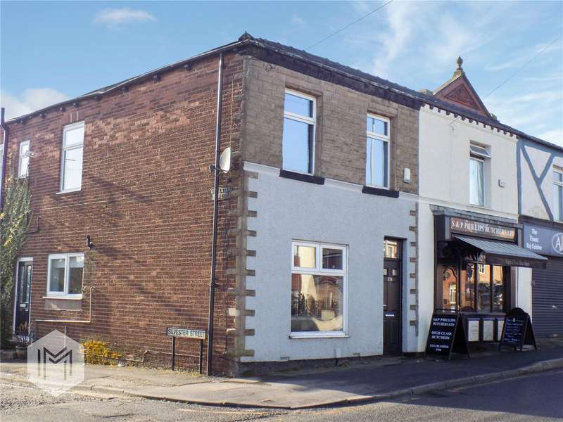 3 Bedrooms End Of Terrace House for sale in New Street, Blackrod, Bolton, Greater Manchester, BL6
