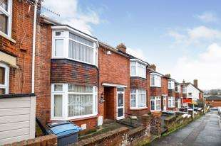 2 Bedrooms Terraced House for sale in Stanhope Road, Dover, Kent, England