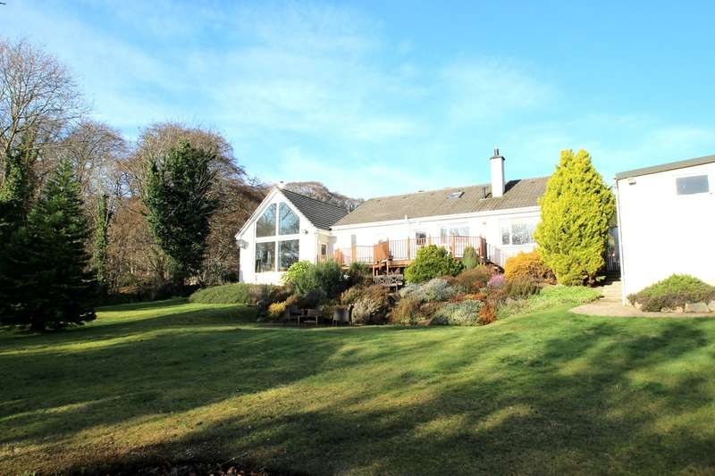 5 Bedrooms Detached House for sale in Hamilton Drive, Elgin, IV30