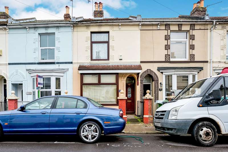 3 Bedrooms House for sale in Agincourt Road, Portsmouth, Hampshire, PO2