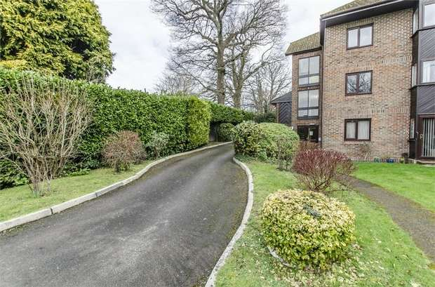 2 Bedrooms Flat for sale in Merdon Avenue, Chandler's Ford, EASTLEIGH, Hampshire