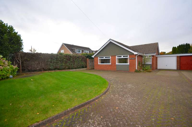 3 Bedrooms Detached Bungalow for sale in Botley, Southampton, SO30