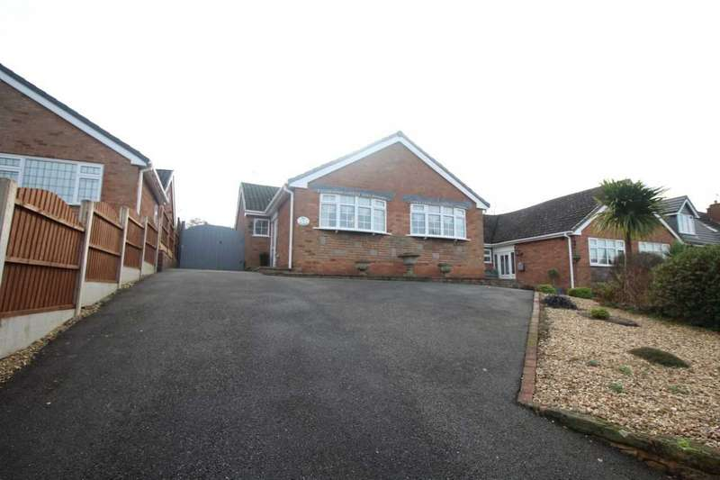 3 Bedrooms Detached House for sale in Brick Kiln Lane, Gornal Wood, Dudley, West Midlands, DY3