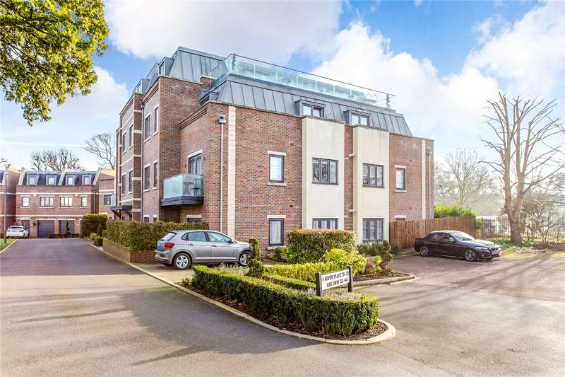 1 Bedroom Flat for sale in Oak View, Aspen Place, Bushey Heath, WD23