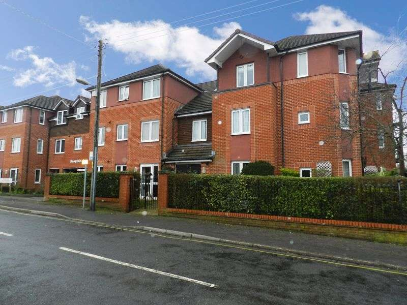 1 Bedroom Property for sale in Berryfield Court, Southampton, SO30 0BN