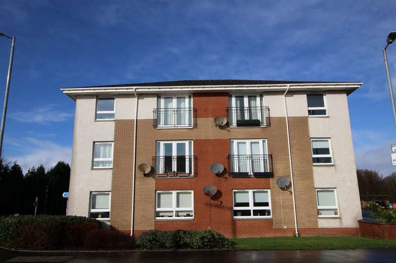 2 Bedrooms Apartment Flat for sale in May Wynd, Hamilton, Lanarkshire, ML3