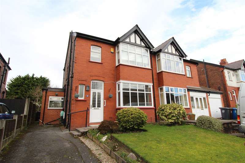 3 Bedrooms Semi Detached House for sale in St. Clements Road, Whitley, Wigan