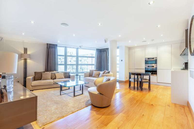 2 Bedrooms Flat for sale in Buckingham Palace Road,, Westminster, SW1W