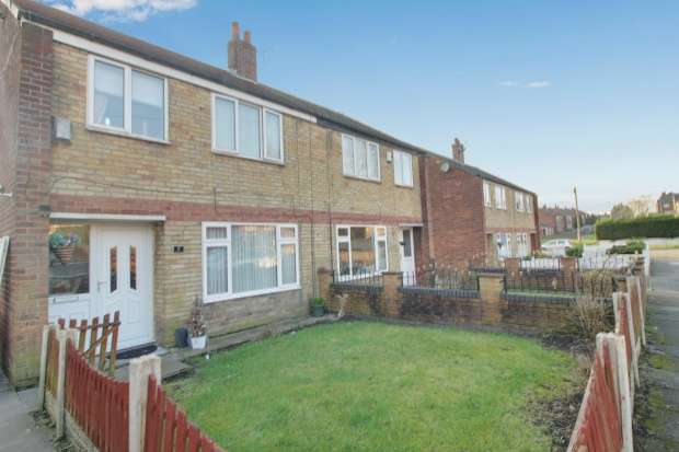 3 Bedrooms Semi Detached House for sale in Alderley Rd, Wigan, Lancashire, WN2 4JY