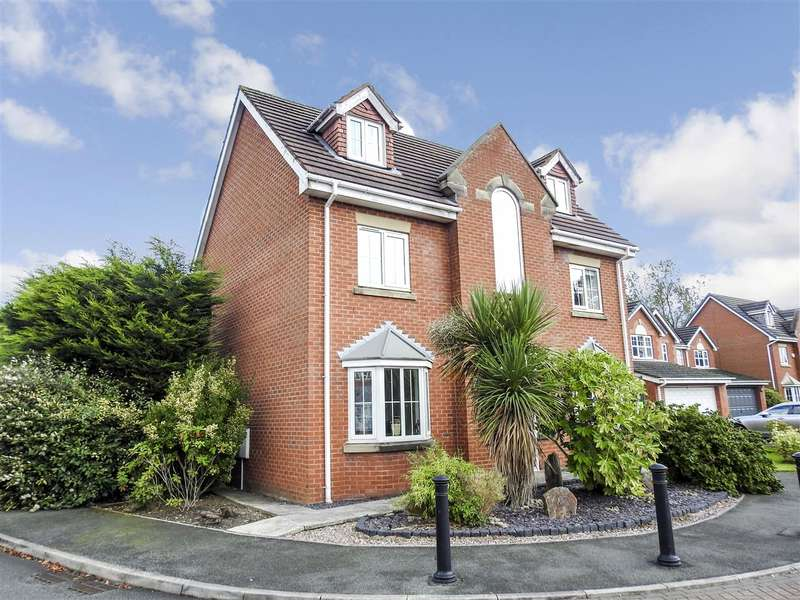 5 Bedrooms Detached House for sale in The Heritage, Leyland