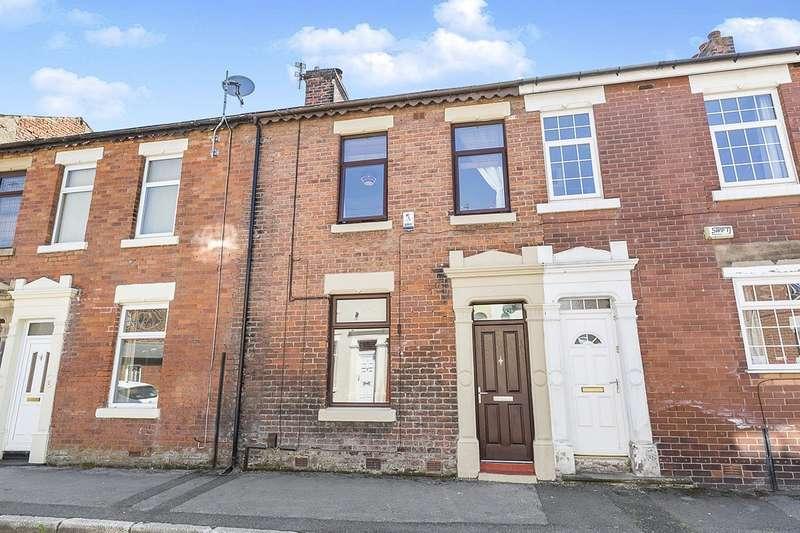 3 Bedrooms House for sale in John Street, Bamber Bridge, Preston, Lancashire, PR5