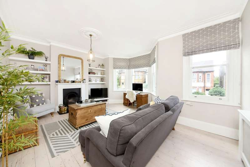 3 Bedrooms Apartment Flat for sale in Wolfington Road, West Norwood