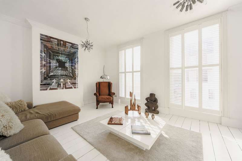 3 Bedrooms Terraced House for sale in Royal College Street, London, NW1 0TH