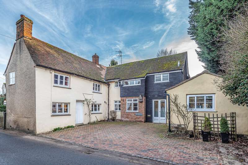 5 Bedrooms Detached House for sale in High Street, Flitton, MK45