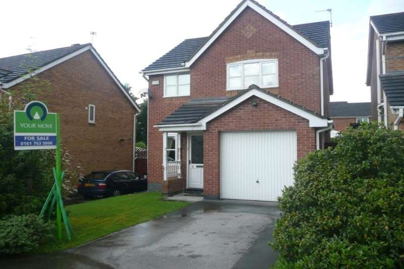 3 Bedrooms Detached House for sale in Meadowbrook Close, Bury, BL9