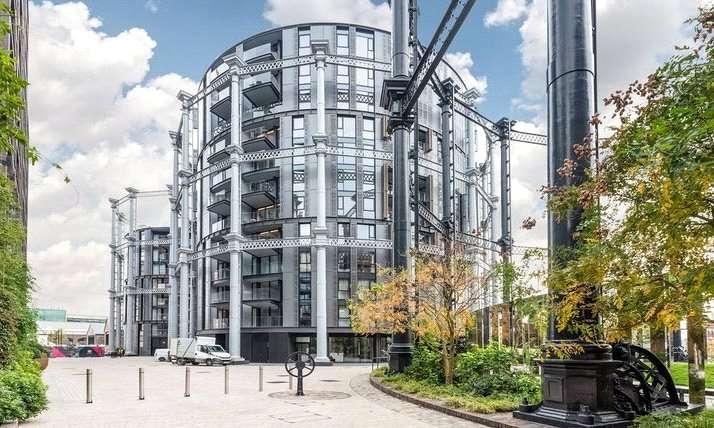2 Bedrooms Flat for rent in Gasholders Building, Kings Cross