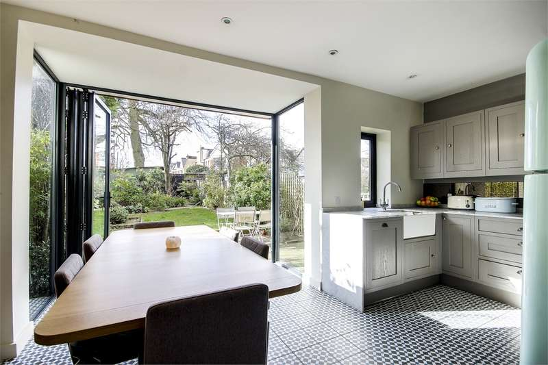 2 Bedrooms Flat for sale in Windermere Road, Muswell Hill, London