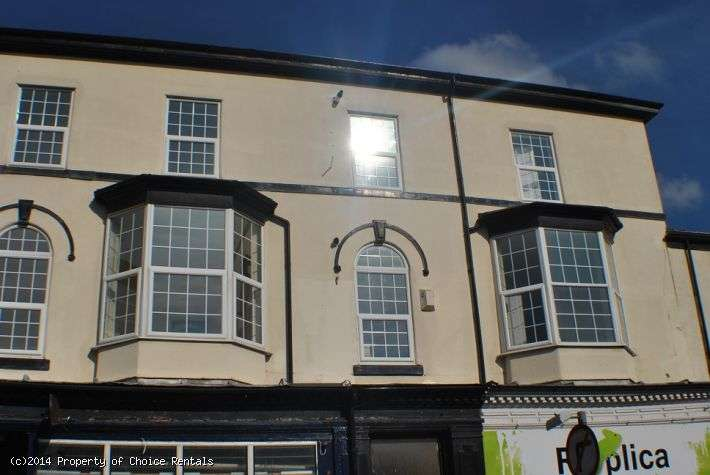 1 Bedroom Flat for rent in Bold St, Southport, PR9 0DB