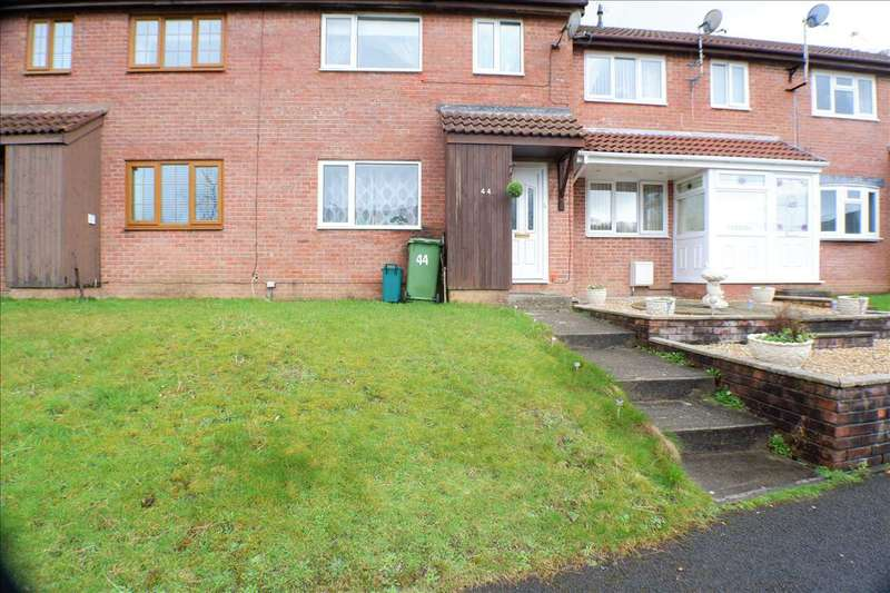 3 Bedrooms Terraced House for sale in Tylcha Ganol, Tonyrefail