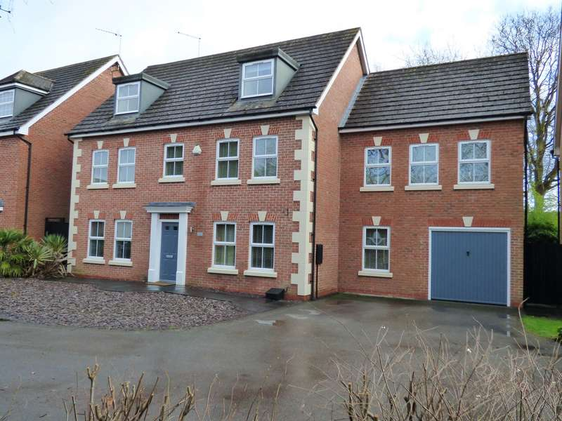 6 Bedrooms Detached House for sale in Silver Birch Close, Binley Woods, CV3