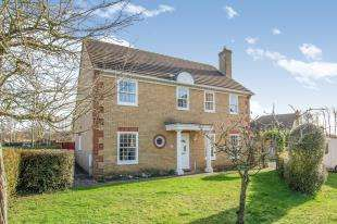 4 Bedrooms Detached House for sale in Coltsfoot Drive, Weavering, Maidstone, Kent
