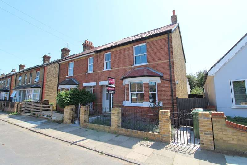 4 Bedrooms Semi Detached House for sale in Chesterfield Road, Ashford