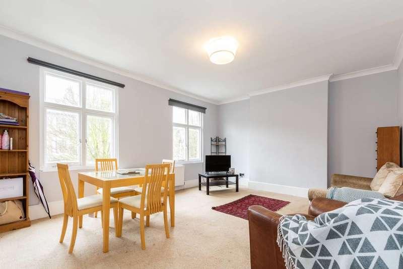 2 Bedrooms Flat for sale in Cathnor Road, Shepherd's Bush, W12