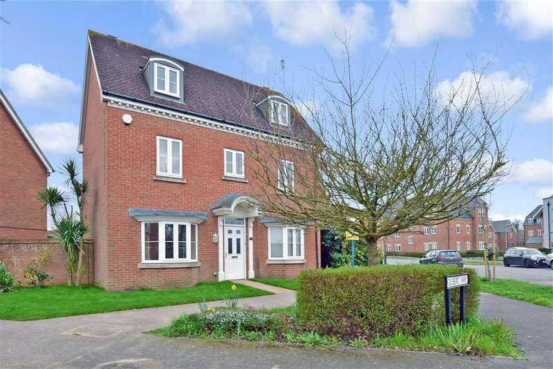 4 Bedrooms Detached House for sale in Homersham, , Canterbury, Kent