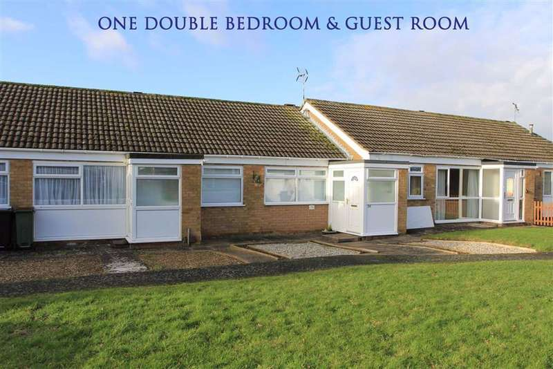 1 Bedroom Bungalow for sale in Torrington Close, Wigston, Leicestershire