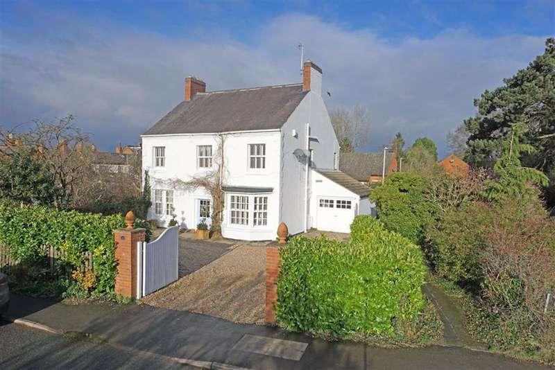 6 Bedrooms Detached House for sale in Oaks Road, Great Glen, Great Glen Leicester