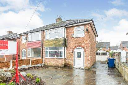 3 Bedrooms Semi Detached House for sale in St. Marys Close, Walton-Le-Dale, Preston, Lancashire
