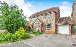 4 Bedrooms Detached House for sale in Penny Cress Road, Minster-On-Sea, Sheppey, Kent