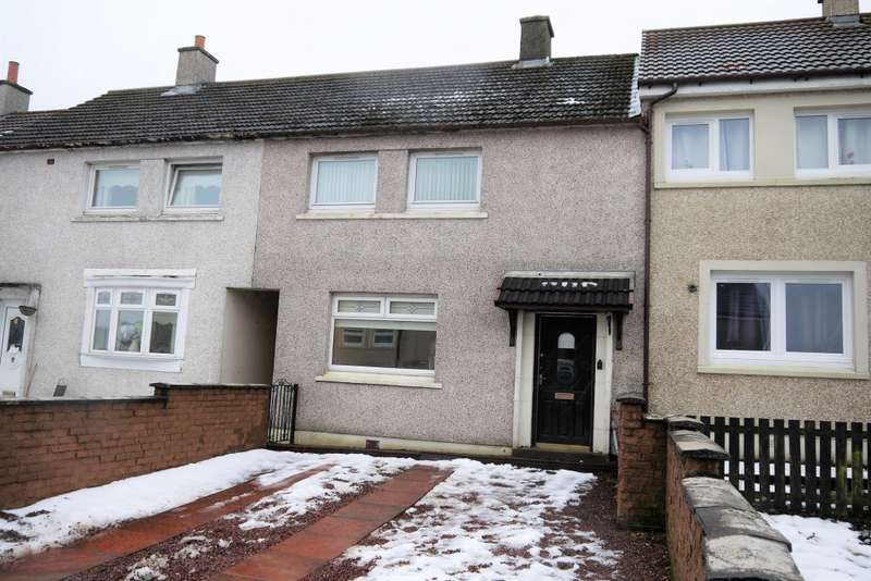 2 Bedrooms Terraced House for sale in Carvale Avenue, Shotts, ML7