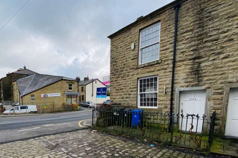 2 Bedrooms Semi Detached House for sale in Burnley Road, Rossendale, BB4