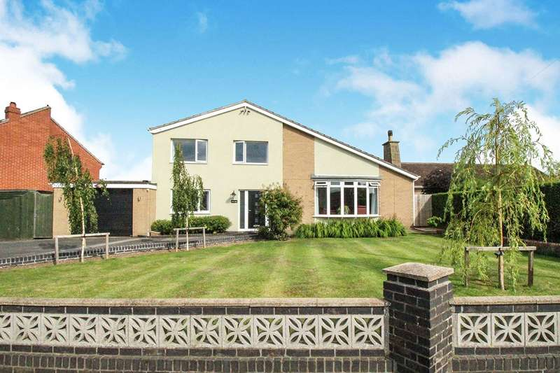 5 Bedrooms Detached House for sale in Station Road, Keyingham, Hull, East Yorkshire, HU12