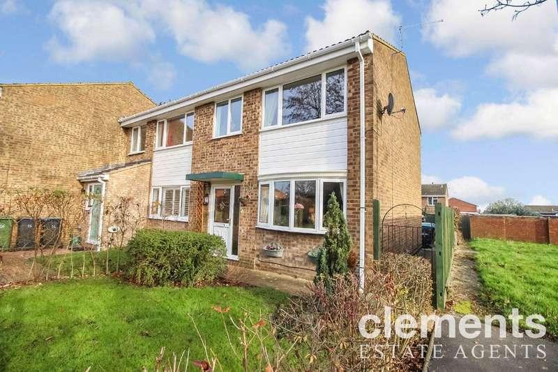 3 Bedrooms End Of Terrace House for sale in Woodhall Farm, Hemel Hempstead
