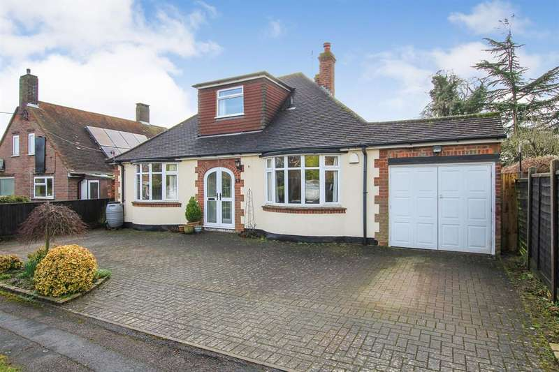 3 Bedrooms Detached House for sale in Manor Road, Tring