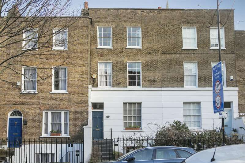 5 Bedrooms Terraced House for sale in Camberwell Grove, Camberwell, SE5