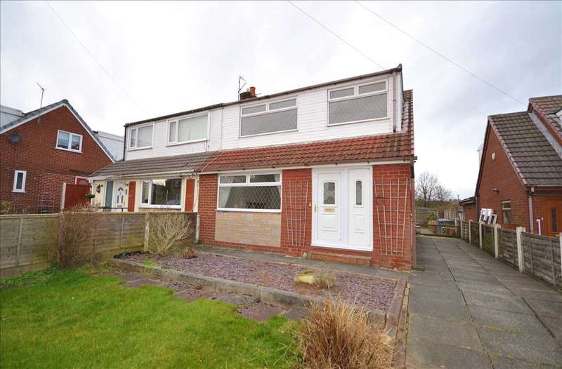 2 Bedrooms Semi Detached House for sale in Withnell Grove, Chorley