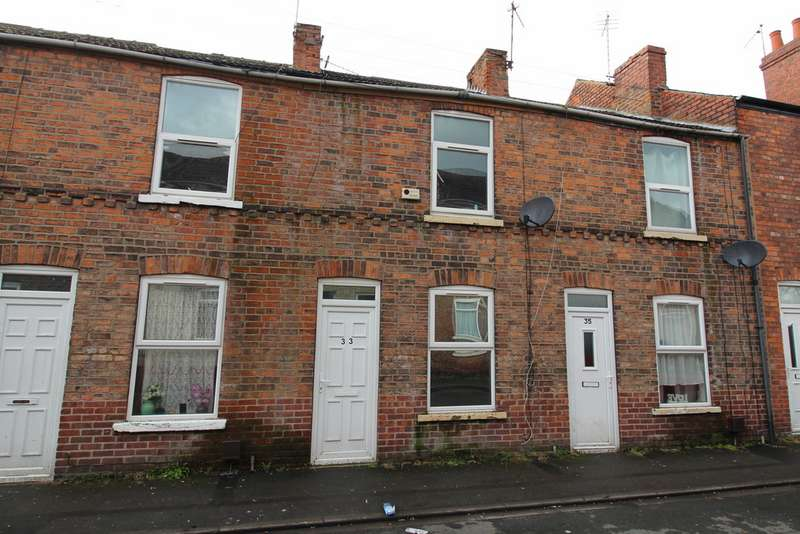 2 Bedrooms Terraced House for sale in Frampton Terrace, Gainsborough DN21