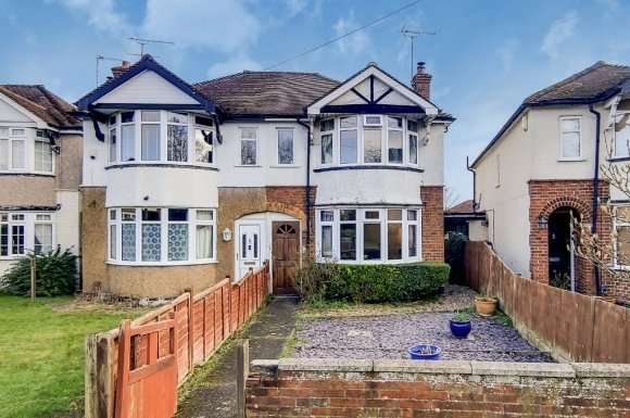 3 Bedrooms Semi Detached House for sale in North Western Avenue, Nth Wat, Watford, WD25