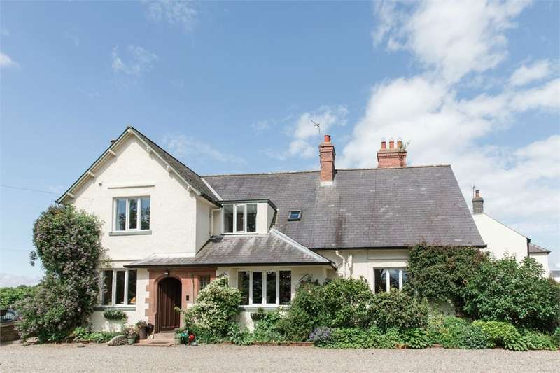 6 Bedrooms Commercial Property for sale in Wallsend Guest House, The Old Rectory, Bowness on Solway, Wigton, Cumbria