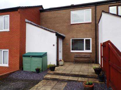 2 Bedrooms Terraced House for sale in Pingle Croft, Clayton-Le-Woods, Chorley, Lancashire, PR6