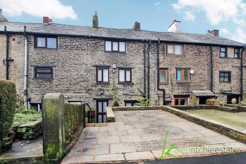 3 Bedrooms Cottage House for sale in Bottom Oth Moor, Bolton